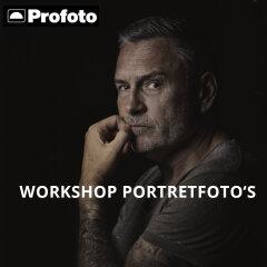 Workshop portretfoto's in de studio - 17 december