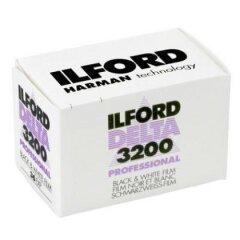 Ilford Delta 3200 Prof. 135 / 36 1 cassette