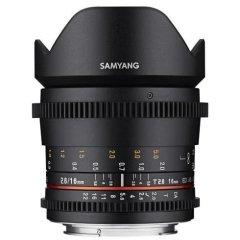 Samyang 16mm T2.6 ED AS UMC VDSLR SSony E