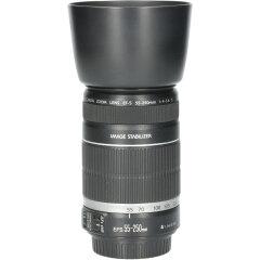 Tweedehands Canon EF-s 55-250mm f/4.0-5.6 IS CM2962