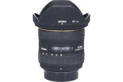 Tweedehands Sigma 10-20mm f/4.0-5.6 EX DC HSM Nikon-AFD Sn.:CM6367