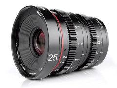 Meike MK 25mm T2.2 Sony E Mount