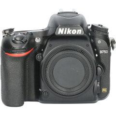 Tweedehands Nikon D750 Body CM5158