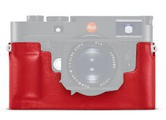 Leica M10 Leather Protector - Rood