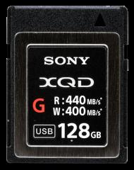 Sony XQD High Speed 120GB R440 W400