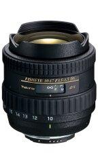 Tokina 10-17mm f/3.5-4.5 AT-X AF FX Canon