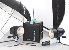 Broncolor Move 1200 L Outdoor Kit 2