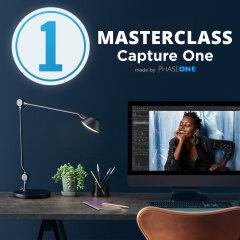 Masterclass Capture One van A tot Z
