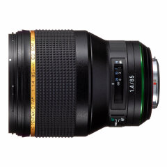 Pentax HD FA 85mm f/1.4 ED SDM AW