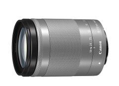 Canon EF-M 18-150mm f/3.5-6.3 IS STM - Zilver