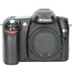 Tweedehands Nikon D50 Body CM4139