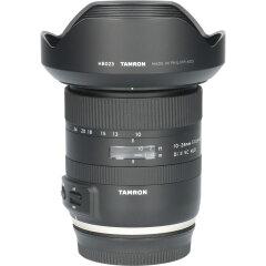 Tweedehands Tamron 10-24mm f/3.5-4.5 Di II VC HLD Nikon CM5008