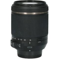 Tweedehands Tamron 18-200mm f/3.5-6.3 Di II VC - Nikon CM9965
