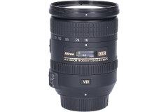 Tweedehands Nikon AF-S 18-200mm f/3.5-5.6G DX IF ED VR II CM8604