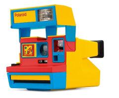 Polaroid Originals Polaroid 600 Camera MTV stereo