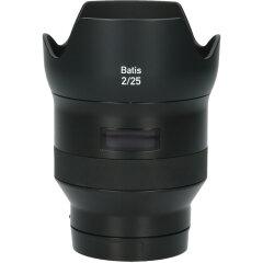 Tweedehands Carl Zeiss Batis 25mm f/2.0 Sony E CM9961