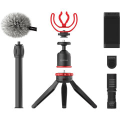 Boya BY-VG330 Vlogging kit