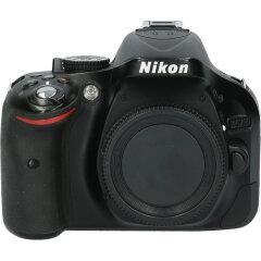 Tweedehands Nikon D5200 Body zwart CM9899