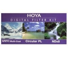 Hoya Digital Filter Kit II 67mm (3 pcs)