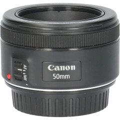 Tweedehands Canon EF 50mm f/1.8 STM CM4944