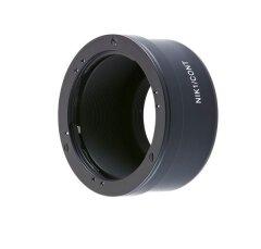 Novoflex Adapter voor Contax/Yashica naar Nikon 1