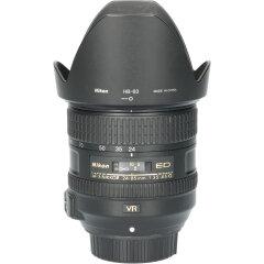 Tweedehands Nikon AF-S 24-85mm f/3.5-4.5 ED VR CM3569