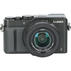 Tweedehands Panasonic Lumix DMC-LX100 Zwart CM4686