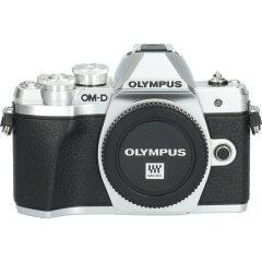 Tweedehands Olympus OM-D E-M10 Mark III Body Zilver CM1523