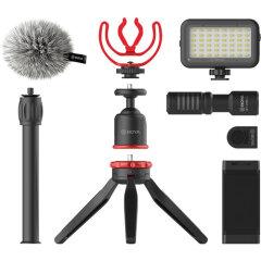 Boya BY-VG350 Vlogging Kit