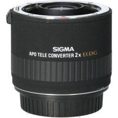 Tweedehands Sigma Converter 2.0x EX DG HSM APO Canon-AF CM2885