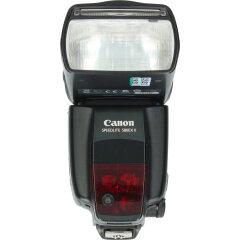 Tweedehands Canon Speedlite 580 EX II CM2821
