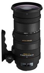 Sigma 50-500mm f/4.5-6.3 APO DG OS HSM Canon