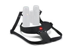 Leica Neoprene Binocular Sport Strap - Pitch Black