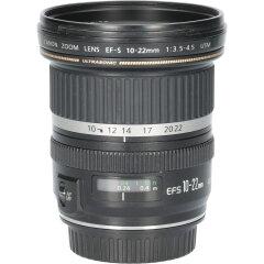 Tweedehands Canon EF-S 10-22mm f/3.5-4.5 USM CM3713