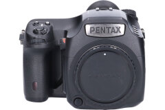 Tweedehands Pentax 645Z Middenformaat - body Sn.:CM5026