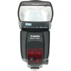 Tweedehands Canon Speedlite 580 EX II CM2351
