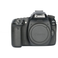 Tweedehands Canon EOS 80D Body CM5416