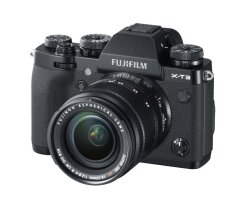 Fujifilm X-T3 WW + XF 18-55mm