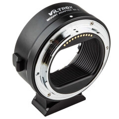 Viltrox EF-Z Autofocus Adapter voor Nikon Z6/Z7