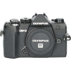 Tweedehands Olympus OM-D E-M5 Mark III Body Zwart CM3742
