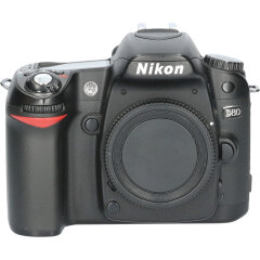Tweedehands Nikon D80 Body CM5085