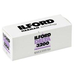 Ilford Delta 3200 Prof. 120 1 rolfilm