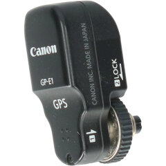Demomodel Canon GP-E1 GPS Receiver CM4852