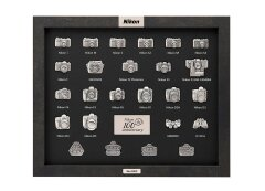 Nikon Pin Collection 100th Anniversary Edition