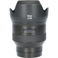 Tweedehands Carl Zeiss Batis 25mm f/2.0 Sony E CM4809