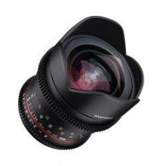 Samyang 16mm T2.6 VDSLR ED AS UMC Pentax
