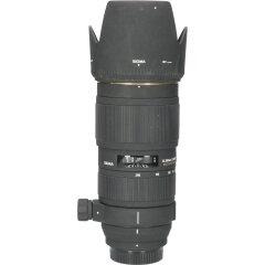 Tweedehands Sigma 70-200mm f/2.8 II EX DG APO HSM Macro Nikon CM2515