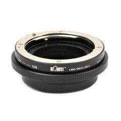 Kiwi Photo Lens Mount Adapter LMA-SM(A)_M4/3