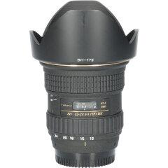 Tweedehands Tokina 12-24mm f/4.0 PRO DX Nikon CM4799