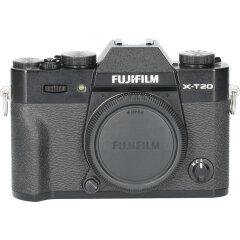 Tweedehands Fujifilm FinePix X-T20 Body Zwart CM4119